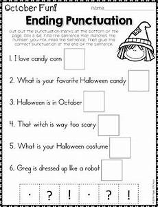 punctuation worksheets for grade 2 with answers 20771 daily grammar for october 2nd 3rd grade grammar worksheets tpt