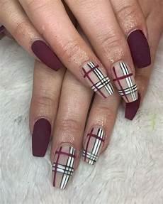 37 stunning plaid tartan nail art designs the thrifty kiwi