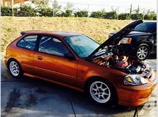 2000 Honda Civic Hatchback EK for Sale in Rancho