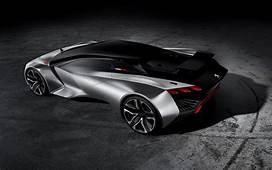 2015 Peugeot Vision Gran Turismo 4 Wallpaper  HD Car