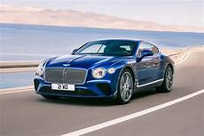 2018 bentley continental gt arrives carbuyer