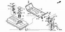 honda ex3300s a generator jpn vin eb2 1000001 to eb2 1099999 parts diagram for fuel tank