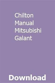 chilton car manuals free download 1986 mitsubishi galant windshield wipe control chilton manual mitsubishi galant chilton manual chilton repair manual mitsubishi galant