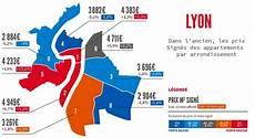 Le Prix Du M2 224 Lyon Perd 3 En 3 Mois Actualit 233 S Seloger