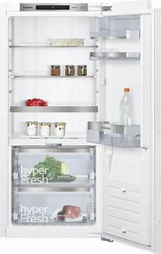 kühlschrank mit gefrierfach siemens siemens integrierbarer einbauk 252 hlschrank ki41fad30 a