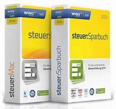 wiso steuer sparbuch 2020 steuersoftware test