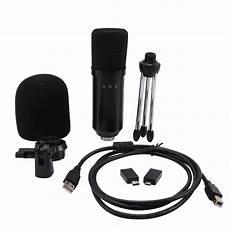750usb Professional Universal Live Condenser microphones hzm c bm 750usb professional universal hd