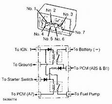 electric power steering 1988 acura legend parking system location of the main relay fuel pump