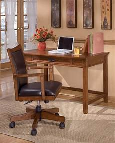 ashley furniture home office phone number ashley furniture cross island brown oak small home office