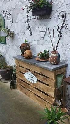 Garten Ideen Mit Paletten Gartenger 228 Te