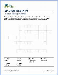 riddle worksheets for grade 5 10905 word puzzle for grade 5 k5 learning