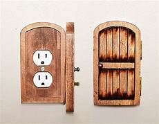 home decor outlet handmade wooden rustic door switchplate outlet cover