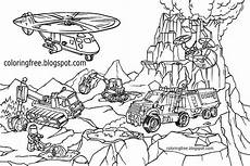 Gratis Malvorlagen Lego City Printable Lego City Coloring Pages For Clipart
