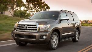 Full Size SUV Toyota Sequoia  Best Resale Value Cars