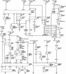 1993 honda accord engine wiring diagram repair guides wiring diagrams wiring diagrams autozone