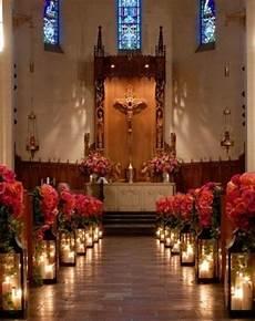 decoations for churchr elegant church wedding decoration
