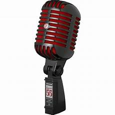 Shure 55 Black Special Edition Deluxe Vocal