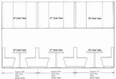 Restaurant Table Dimensions Projects Restaurant
