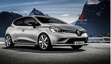 2017 Renault Clio Iv Facelift Rendered Based On Recent