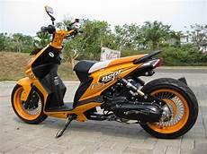 Modifikasi Beat 2012 by Modifikasi Honda Beat Hitam Thecitycyclist