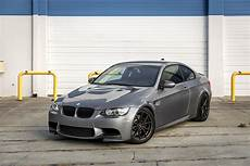photoshoot space gray bmw e92 m3 upgraded with vorsteiner