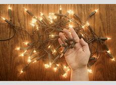 How to Repair Your Christmas Mini Lights