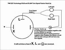 flasher wiring diagram 3 cf14 cf 14 jl 02 ep35 led flasher turn signal relay fix hyper flash issue ebay