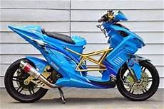 Modif Mio Sporty by Motor Sport Modifikasi Yamaha Mio Sporty Before The 2010