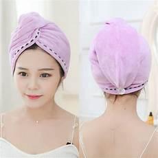 Hair Wrap Towel Lange