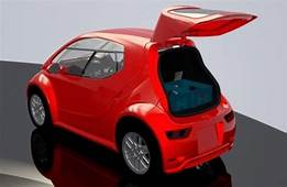 Colibri One Seat Electric Car To Go Into Production Next