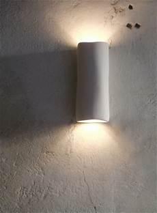 serenity plaster wall light art wall lights
