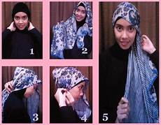Model Jilbab Segi Empat Ala Zaskia Mecca Jaman Sekarang
