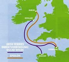 Fähre Frankreich Irland - direktf 228 hre irland anreise 220 berfahrt f 228 hre irland