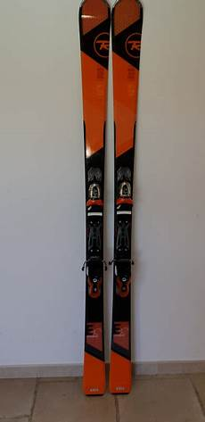 ski d occasion rossignol exp 201 rience 80 2016 pas cher a