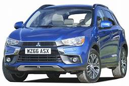 Mitsubishi ASX SUV MPG CO2 & Insurance Groups  Carbuyer
