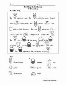 tale preschool lesson plans 15058 the busy easter bunny a rebus story lesson plan for kindergarten 1st grade lesson planet