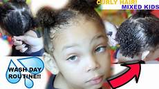 my son s curly hair wash day routine help me youtube
