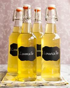 how to make limoncello kitchn