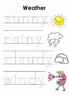 weather tracing worksheets 14689 weather pre writing worksheet esl worksheet by demicoli