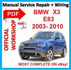 free download parts manuals 2006 bmw 650 electronic throttle control official workshop manual service repair for bmw x3 e83 2003 2010 ebay