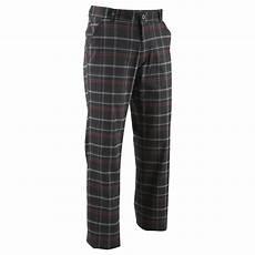 Pantalon Golf Homme Tec Light Carreaux Noir Inesis Golf