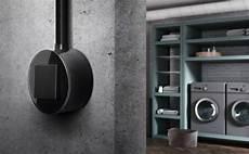 gira studio schalter modernes design highlight an der wand
