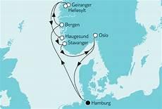 Reiseanfrage Tui Cruises Mein Schiff 1 Norwegen