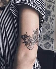 Schmetterling Arm - stunning inner arm butterfly tattoos tattoos