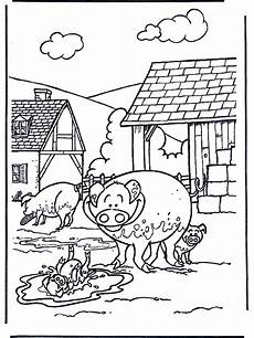 Bauernhoftiere Ausmalbilder Ausmalbilder Haus Und Bauernhoftiere Ausmalbilder