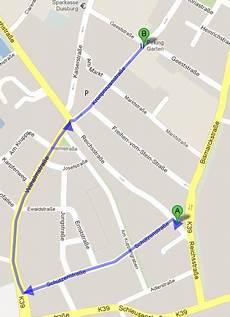 maps routen vorschl 228 ge 228 ndern und alternativ