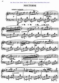 free sheet music for nocturne in c minor b 108 chopin fr 233 d 233 ric by fr 233 d 233 ric chopin