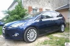 ford focus 3 occasion achat ford focus 3 sw titanium d occasion pas cher 224 9 200