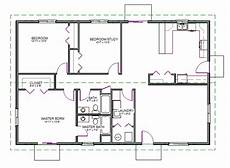 1600 square foot ranch house plans h74 ranch house plans 1600 sq ft slab 3bdrm 2 bth