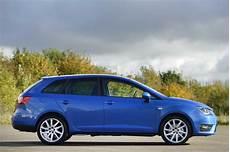 seat ibiza st estate review car